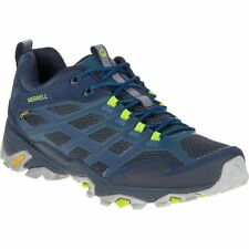 Merrell Moab Fst Gtx Homme Chaussures - Navy Toutes Tailles