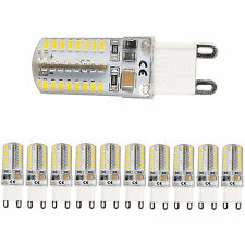 10x 1x G9 6W Led Bulb 3014 64SMD 110V 220V Capsule Replace Halogen Light Lamps