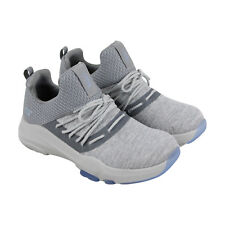 Skechers One Element Ultra Womens Gray Textile Athletic Training Shoes