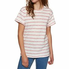 Swell Ginger Boyfriend Womens T-shirt - Red All Sizes