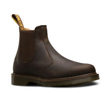 Dr Martens 2976 Gaucho Crazy Horse Chelsea Slip On Boots