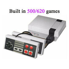 Retro Mini NES FC TV Handheld Video Game Console Built-in 500/620 Classic Games