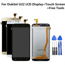 """Para 5.5 """"Oukitel U22 LCD Display + Touch Screen Digitalizer Assembly + Tools"""