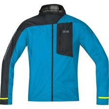 GORE RUNNING WEAR Gore R7 Windstopper Light Jacket Dynamic Cyan/Black 100105 ...
