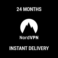 NORD VPN PREMIUM SUBSCRIPTION / 24 MONTHS / INSTANT DELIVERY / WORLDWIDE