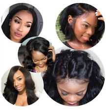 Glueless Full Lace Wig Peruvian Human Hair Lace Front Wigs with Baby Hair Sexy