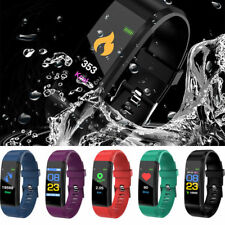 Fitness Smart Watch Activity Tracker Heart Rate For Women Men For Android iOS ZZ