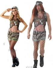 Army Annie Unisex costume Ladies / Mens novelty sexy fancy dress costume