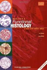 Wheater's Functional Histology: A Text and Colour Atlas (Book with CD-ROM) (Fun