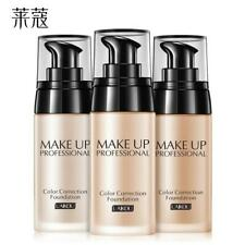Professional Face Base Foundation Make Up Long Lasting Brighten Matte Mineral Wh
