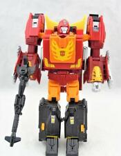 Transformers Power Of The Primes POTP Leader Class Rodimus Prime Complete
