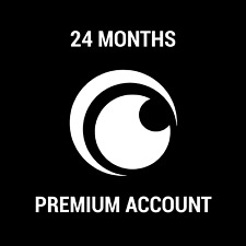 CRUNCHYROLL PREMIUM SUBSCRIPTION / 24 MONTHS / INSTANT DELIVERY / WORLDWIDE