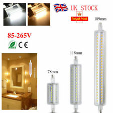 Replace Halogen Lamp Bulb R7s LED 2835 SMD 78mm 118mm 189mm Security Flood Light
