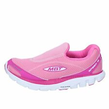 34f217c0075b BS412 MBT shoes pink textile women slip on slip-on or pull-on spring