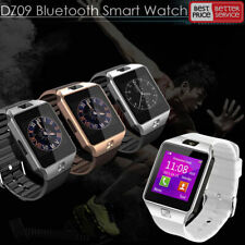 DZ09 Bluetooth Smart Watch Camera Phone GSM SIM For iPhone IOS Samsung Android