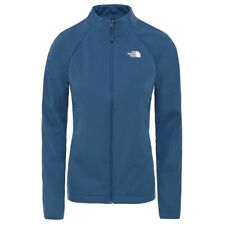 8ad8bcf309 The North Face Inlux Softshell Jacket W Blue Wing Teal NF0A3BVJN4L1/