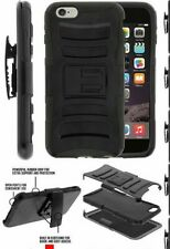 Advanced Armor Hybrid Stand Case with Holster For I Phone 5/I Phone 6