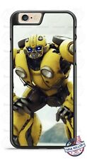 Bumblebee Transformer Action Car Phone Case Cover For iPhone Samsung Google etc