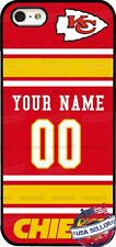 NFLKANSAS CITY CHIEFS JERSEY PHONE CASE COVER FOR iPHONE SAMSUNG LG HTC MOTOetc