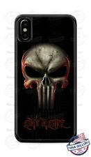 The Punisher Marvel Comic Character Phone Case Cover For iPhone Samsung etcNAME