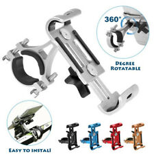 Aluminum Bike Bicycle Handlebar Stand Mount Holder Bracket For Mobile Cell Phone
