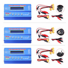 IMAX B6 RC 80W Balance Charger LCD Accessory for Lipo NiMH NiCd Battery Adapter5