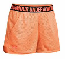 Under Armour Womens Play Up Shorts 2.0 Mesh Running Training 1294923 164 A12B