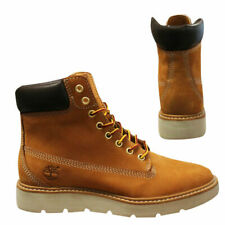 Timberland Kenniston 6 Inch Womens Wheat Nubuck Lace Up Leather Boots A161U D1