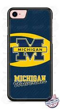 Michigan Wolverines College Football Phone Case Cover For iPhone Samsung Google