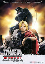 Fullmetal Alchemist: Brotherhood - Complete Collection One by Vic Mignogna, Max