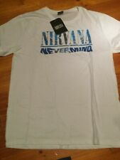 Nirvana - Nevermind T Shirt T-Shirt Rock Band New with Tags Free Postage