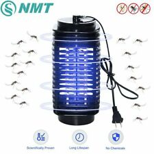 Electric Mosquito Killer Lamp LED Insect Pest Moth Fly Anti Bug Zapper Trap Lamp