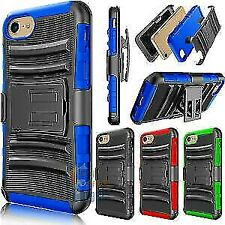 Advanced Armor Hybrid Stand Case For iPhone 5/iPhone 6  with Holster