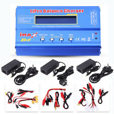 IMAX B6 LCD Digital RC 80W Balance Charger for Lipo NiMH NiCd Battery+Adapter❤IN