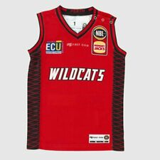4e2f5930 Perth Wildcats Infant/Toddler Authentic Jersey, NBL Basketball 18/19