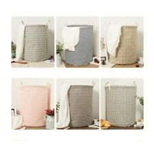 New Large Laundry Hamper Bag Clothes Storage Baskets Home clothes barrel Bags