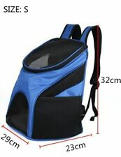 Comfortable Dog Cat Backpack Pet Carrier Bag Travel Puppy Breathable Outdoor New