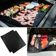 Reusable Non Stick BBQ Grill Mat Portable BBQ Grill Mat/Cooking Clamp Outdoor