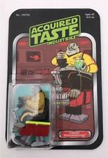 CAPTAIN MUSTAARDSCHNAG RESIN FIGURE ACQUIRED TASTE INDUSTRIES SIGNED SDCC 2019