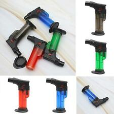 Hot Refillable Butane Jet Torch Lighter Cooking BBQ Flame Ignition Tool Dear