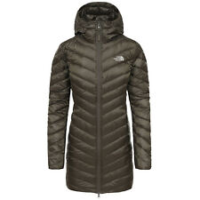 The North Face Trevail Parka Womens Jacket Down - New Taupe Green All Sizes