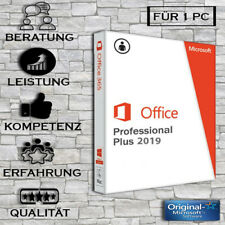 Office 2019 Professional Plus |Pro Plus| Vollversion + Anleitung -Key per E-Mail