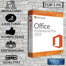 Office 2016 Professional Plus - |Pro Plus| - Vollversion + Anleitung - per Email