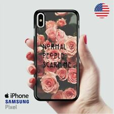 American Horror Story Four Seasons iPhone X Samsung S10 Pixel Case