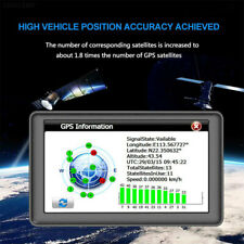 8334 Map GPS Navigator System Universal Direct Access 7 Inch HD GPS Navigator