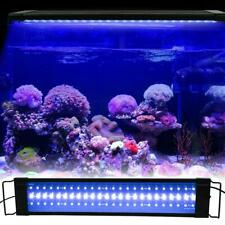 LED Aquarium Light Full Spectrum Freshwater Fish Tank Plant Marine RGB 144 LED