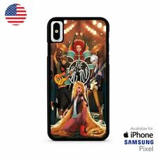 The Big Four Band iPhone X Samsung S10 Pixel Case 2XL
