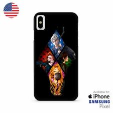 The Big Four iPhone X Samsung S10 Pixel Case 2XL