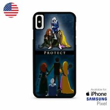 The Big Four Protect iPhone X Samsung S10 Pixel Case 2XL