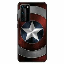 New Huawei nova 5T Shockproof Superhero Marvel Silicone TPU Soft Case Back Cover